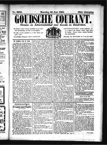 Goudsche Courant 1894-06-25