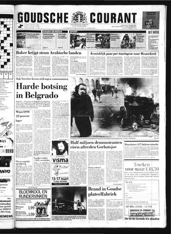 Goudsche Courant 1991-03-11