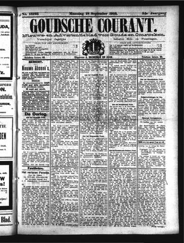 Goudsche Courant 1916-09-18