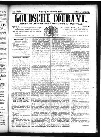 Goudsche Courant 1903-10-30