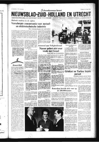 Schoonhovensche Courant 1967-11-24