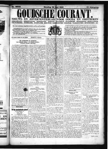 Goudsche Courant 1932-06-28