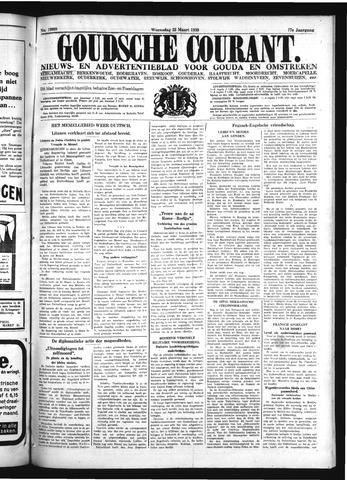 Goudsche Courant 1939-03-22