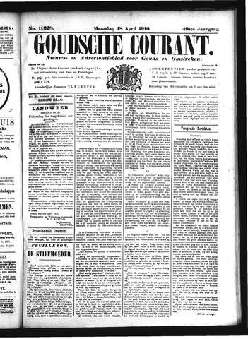Goudsche Courant 1910-04-18
