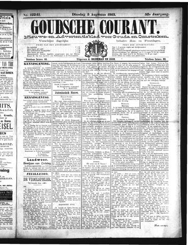 Goudsche Courant 1913-08-05