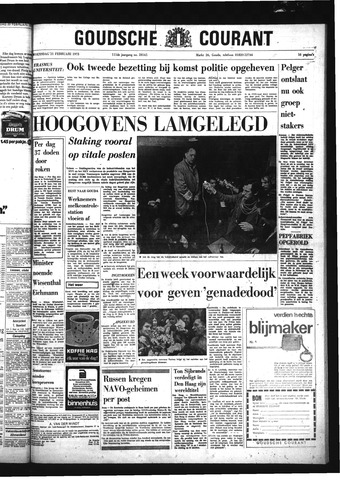 Goudsche Courant 1973-02-21