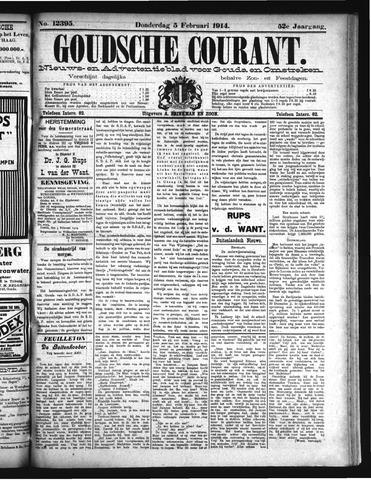 Goudsche Courant 1914-02-05