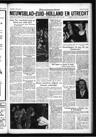 Schoonhovensche Courant 1960-05-16