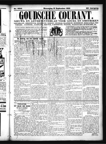 Goudsche Courant 1923-09-19