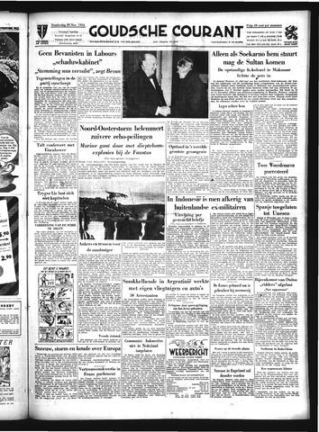 Goudsche Courant 1952-11-20