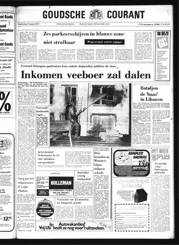 Goudsche Courant 1979-03-15