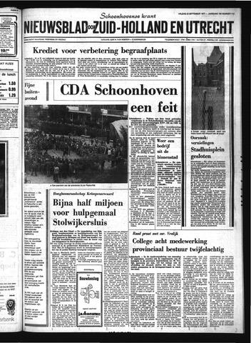 Schoonhovensche Courant 1977-09-23