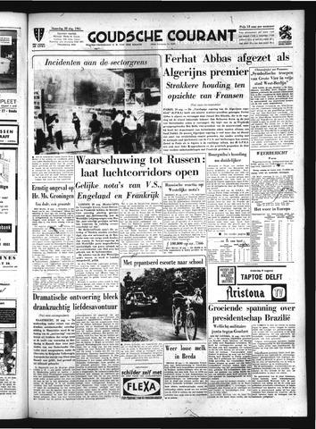 Goudsche Courant 1961-08-28