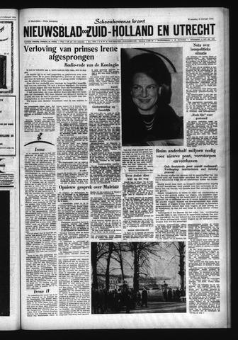 Schoonhovensche Courant 1964-02-05