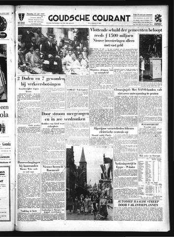 Goudsche Courant 1957-07-15