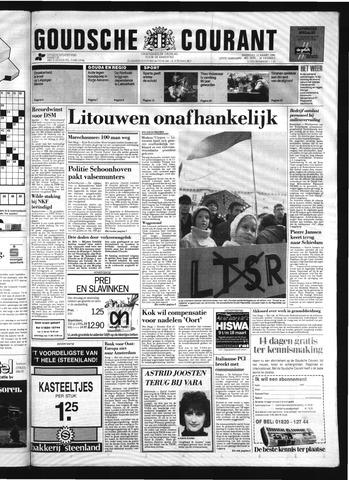 Goudsche Courant 1990-03-12