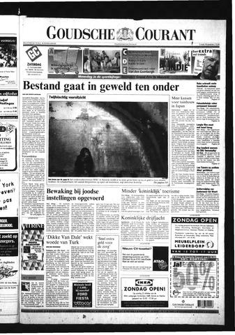 Goudsche Courant 2000-10-21