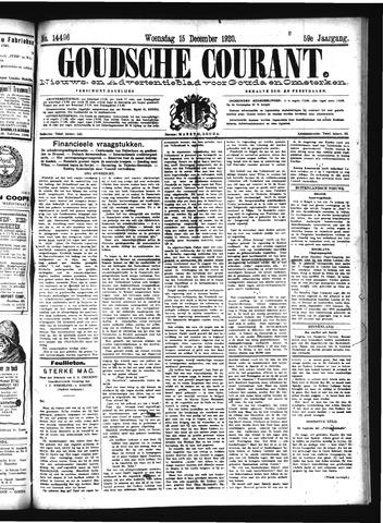 Goudsche Courant 1920-12-15