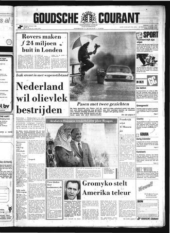 Goudsche Courant 1983-04-05