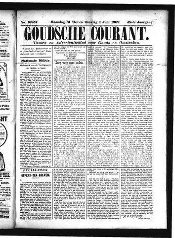 Goudsche Courant 1909-06-01
