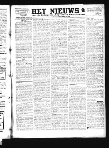 Schoonhovensche Courant 1945-11-28