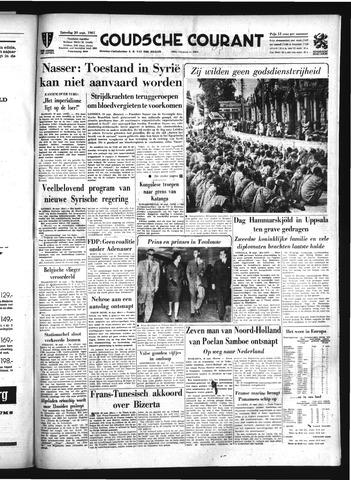 Goudsche Courant 1961-09-30