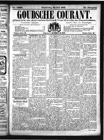 Goudsche Courant 1912-07-25