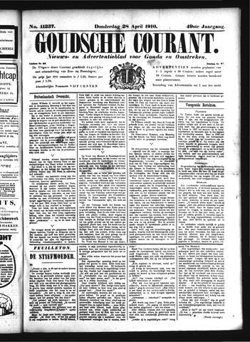 Goudsche Courant 1910-04-28