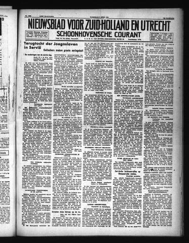 Schoonhovensche Courant 1941-04-09