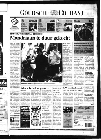 Goudsche Courant 1998-09-04