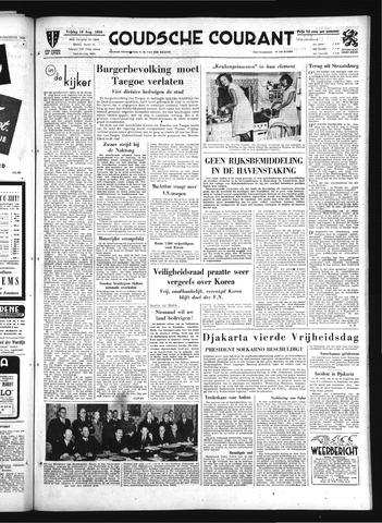Goudsche Courant 1950-08-18