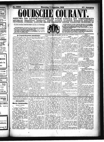 Goudsche Courant 1928-08-06