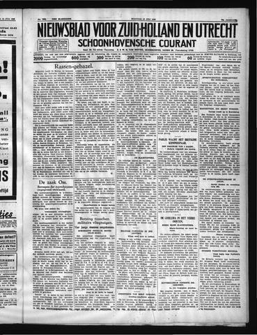 Schoonhovensche Courant 1938-07-18