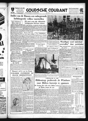 Goudsche Courant 1957-07-31