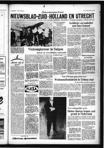 Schoonhovensche Courant 1968-01-31