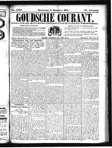 Goudsche Courant 1919-12-11
