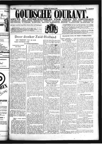 Goudsche Courant 1939-01-20