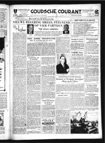 Goudsche Courant 1951-03-14