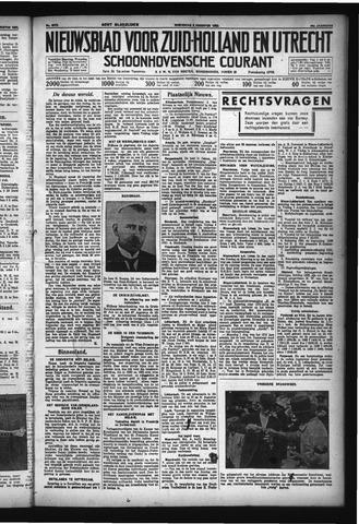 Schoonhovensche Courant 1932-08-03
