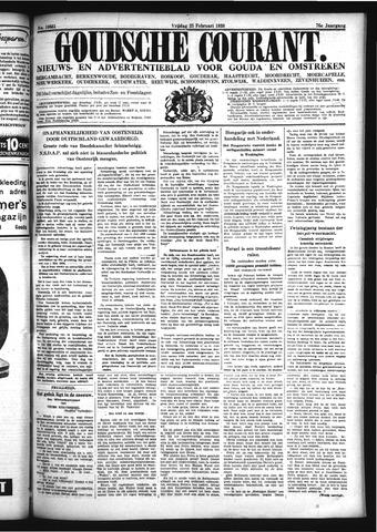 Goudsche Courant 1938-02-25