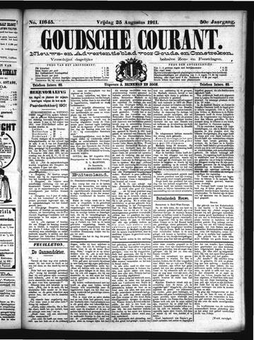 Goudsche Courant 1911-08-25