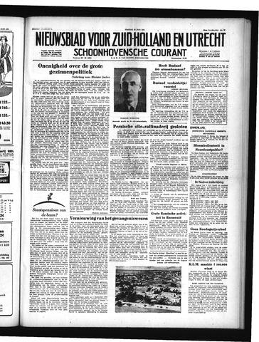 Schoonhovensche Courant 1951-06-29