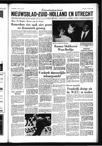 Schoonhovensche Courant 1969-02-17