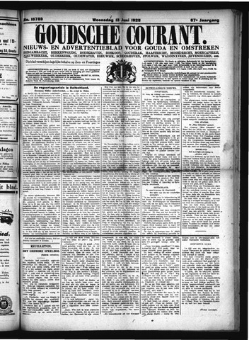 Goudsche Courant 1928-06-13