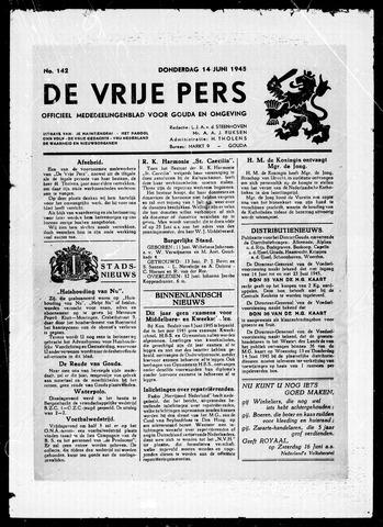 De Vrije Pers 1945-06-14