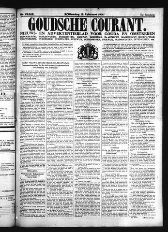 Goudsche Courant 1937-02-16