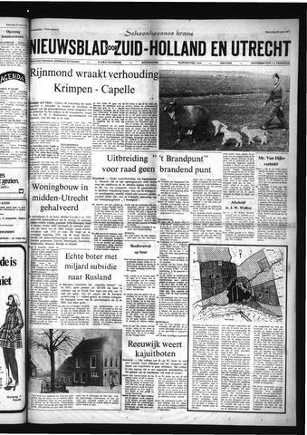 Schoonhovensche Courant 1973-03-28