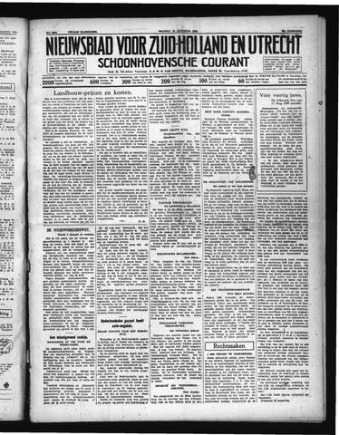 Schoonhovensche Courant 1938-08-19