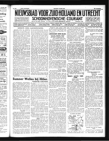 Schoonhovensche Courant 1940-03-04