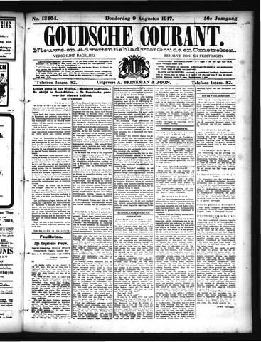 Goudsche Courant 1917-08-09